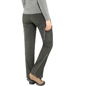 Norrøna Trollveggen Flex1 Pantalones Mujer, caviar